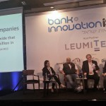 Bank Innovation Israel Paul Schaus Moderates Bank Startup Collaboration